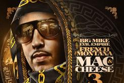 "Tracklist And Features Revealed For French Montana's ""Mac & Cheese 3"" Mixtape"