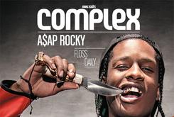 A$AP Rocky Covers Complex, Says He Has Influenced Kanye West