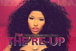 "Album Snippets Of Nicki Minaj's ""Pink Friday: Roman Reloaded The Re-Up"""