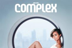 Alicia Keys Covers Complex