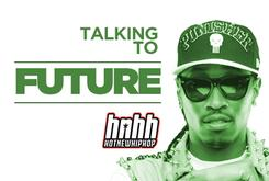 "Exclusive: Future Talks Upcoming Mixtapes, His Sophomore Album And His ""Foreign"" Love"
