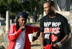 Game Signing To YMCMB Confirmed With Birdman Sound Clip