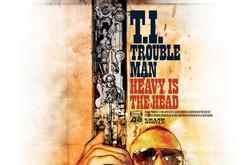 "Album Stream Of T.I.'s ""Trouble Man: Heavy Is The Head"""