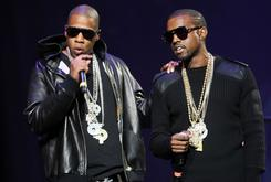 "Watch The Throne's ""Niggas In Paris"" Goes 3X Platinum, ""No Church"" Hits Gold"