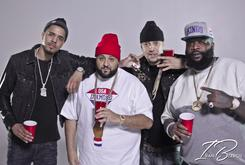 "BTS Photos: Video Shoot For French Montana's ""Diamonds"" Featuring J. Cole & Rick Ross"