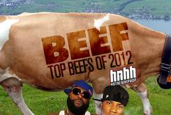 HNHH's Top 10 Beefs Of 2012