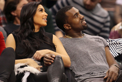 Kanye West Announces Kim Kardashian Is Pregnant [Update: Announcement Footage]