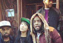 """BTS Photos: Wale """"Let A Nigga Know"""" Video Shoot With Chinx Drugz"""