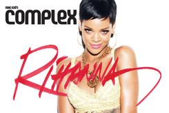 Rihanna Does Seven Different Covers For Complex