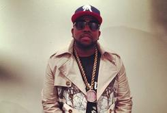 "BTS Photos: Big Boi Filming Video For ""Apple Of My Eye"""