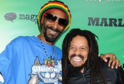 Rohan Marley Supports Snoop Dogg's Rastafarian Transformation