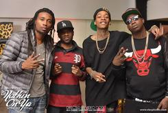 """BTS Photos: Video Shoot For Gucci Mane's """"Nothing On You"""" Featuring Wiz Khalifa"""