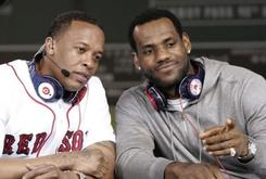 Dr. Dre & LeBron James Cover ESPN Magazine