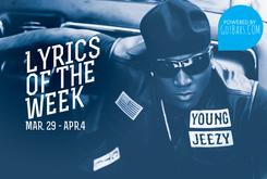 Lyrics Of The Week: Mar. 29 - Apr. 4