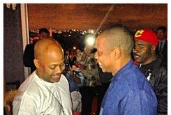 Photos: Jay Z & Dame Dash Reunite