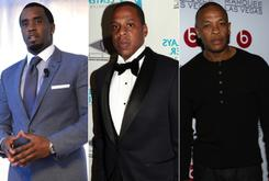 "Diddy, Jay Z & Dr. Dre Make Forbes' ""World's Highest-Paid Musicians 2013"" List"