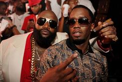 """Rick Ross' """"Mastermind"""" Album Being Mixed By Diddy [Update: Diddy Is Executive Producing Too]"""