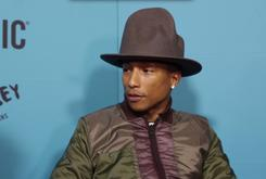 "Pharrell Responds To Criticism Of His ""G I R L"" Album Cover"