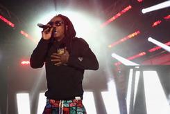 Lil Wayne Shows Off New Face Tattoos
