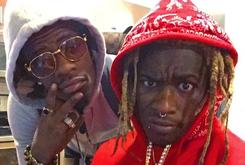 "Young Thug Says It's ""All Love"" With Crips After Getting Called Out For Gang Sign"