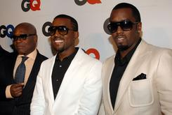 Diddy Names Kanye West As The Hitmen's Newest Member
