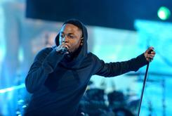 "Kendrick Lamar Performs New Song, ""Money Over Love,"" In L.A."