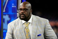 "Shaq Gets Hit With A Ruthless ""VIEWS"" Meme On Inside The NBA"