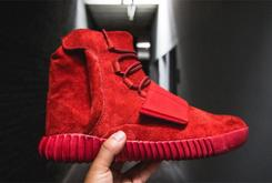 Sneaker Customizer Unveils 'Red October' Adidas Yeezy Boost 750