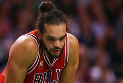 Joakim Noah Has Reportedly Informed His Teammates That He's Done With The Bulls