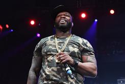 50 Cent Refuses To Leave The Stage At Hot 107.9's Birthday Bash In Atlanta