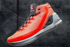 Take A Look At Some Detailed Images Of The Under Armour Curry 3