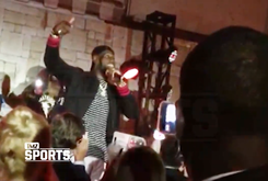 "LeBron James Tells His ESPY's After Party Guests: ""Dance Or GTFO"""