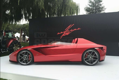 Take A Look At Floyd Mayweather's New $2.5 Million Supercar