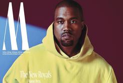 "Kanye West Covers W Magazine For ""Royals"" Issue"