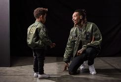 "Wiz Khalifa Launches ""BASH"" Clothing Line Inspired By His Son"