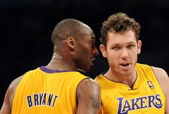 Luke Walton Relives The Time Kobe Destroyed Him For Showing Up To Practice Hungover