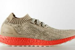 """First Look: """"Solar Red"""" Adidas Ultra Boost Uncaged"""