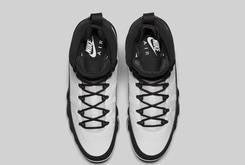 "Jordan Brand Reveals Official Images Of The ""Space Jam"" Air Jordan 9"