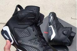 """""""Black Cat"""" Air Jordan 6s Will Reportedly Release Before New Year's Eve"""