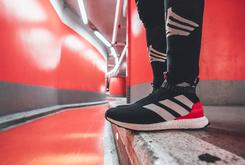 "Adidas Launches The New ""Red Limit ACE 16+"" UltraBoost"