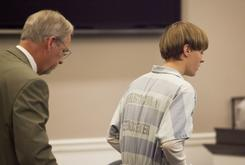 Shocking Video Of Dylann Roof's Confession Played For Charleston Jury