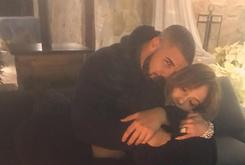 Jennifer Lopez And Drake Working On Music Together