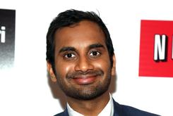 "Aziz Ansari Calls Trump ""The Chris Brown Of Politics"" In SNL Monologue"