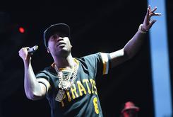 Meek Mill Turns Up With Future, Rick Ross & 21 Savage All Weekend In Atlanta