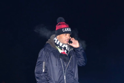 "T.I. Loses Temper On Male Fan While Performing ""Whatever You Like"""