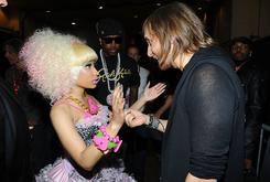 Nicki Minaj, Lil Wayne & David Guetta Working On New Music