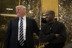 Kanye West Reportedly Did Not Produce Trump Diss Record