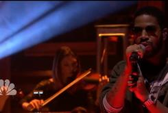 "Kid Cudi Performs ""Kitchen"" On Jimmy Fallon"