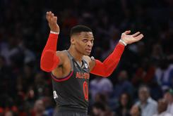 """Mark Cuban Says Russell Westbrook Is """"Not"""" In The MVP Race"""