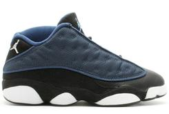 """Brave Blue"" Air Jordan 13 Low Slated To Release In April"